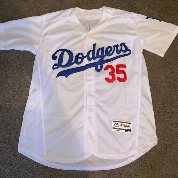 promo code c7b06 78bf8 Los Angeles Dodgers Cody Bellinger Jersey